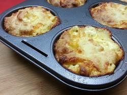 Savory Jalapeno Cheese Muffins