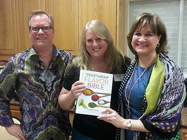 The Vegetarian Flavor Bible Book Launch at Melissa's Produce