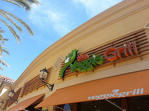 Veggie Grill - Irvine Spectrum, Orange County, California