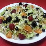Fresh Fruit Slaw Salad