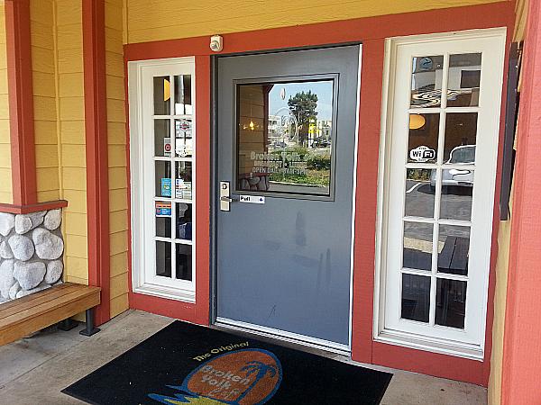 Broken Yolk Cafe - Orange, California