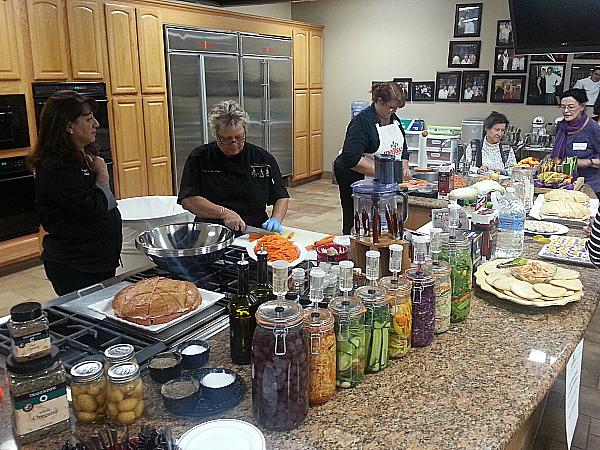 Fermentation Class at Melissa's Produce