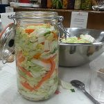 Fermentation Class with Rancho La Merced – Fermented Vegan White Kimchi