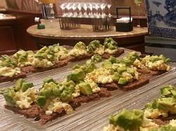 Four Seasons Westlake Village Hamptons Room Breakfast