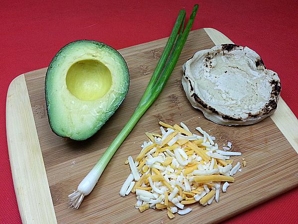 Easy Vegetarian Sopes - Dinner in Under 10 Minutes