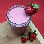 Strawberry Rhubarb Smoothie Recipe