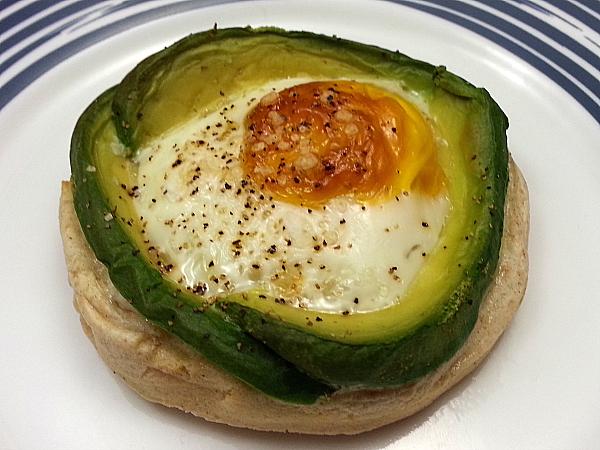 Avocado and Egg Breakfast Sopes
