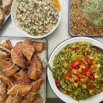 The Ecology Center's Chef's Lunch – San Juan Capistrano, California #GreenFeast2015