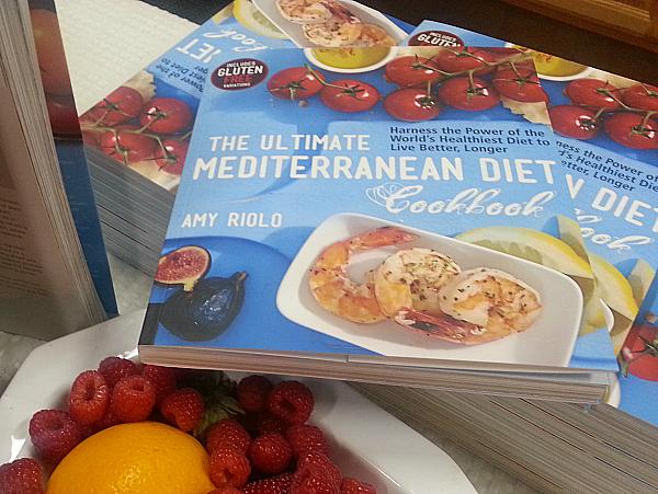 Mediterranean Diet Cookbook Tour