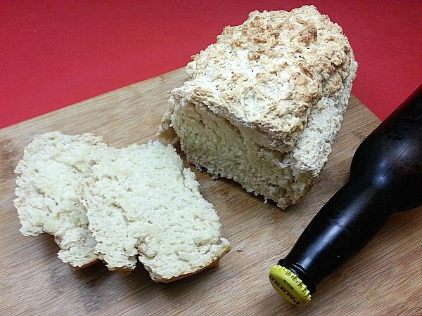 Beer Bread - Just 3 Ingredients!