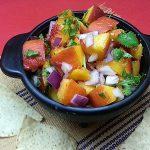 Simple & Delicious Peach Salsa Recipe