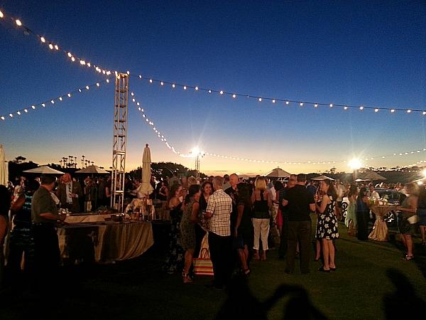 St. Regis Food Wine and Jazz Festival
