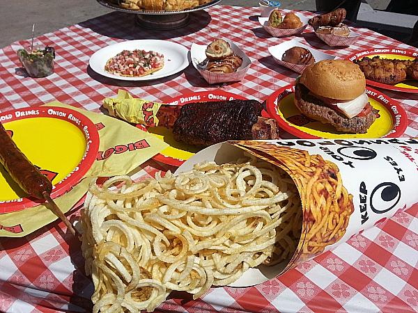 Los Angeles County Fair Food