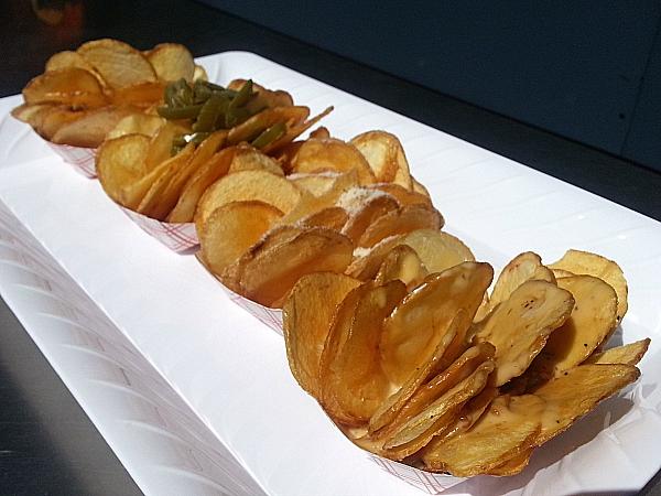 Los Angeles County Fair Food - Tasti Chips