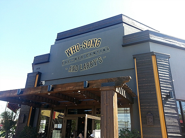 Who Song and Larry's Sunday Brunch - Orange, California