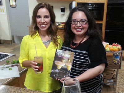 Latin Twist Cookbook Tour