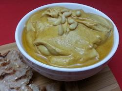 Pumpkin Spice Hummus