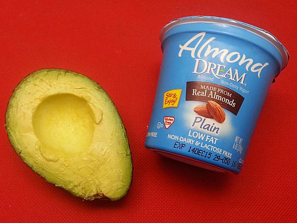 Almond Dream and Avocado