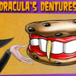 Hotel Transylvania Halloween Party Food – Dracula's Dentures