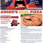 Disney Hidden Veggies Pizza Recipe