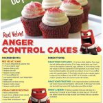 Disney Red Velvet Cupcake Recipe