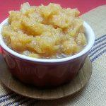 Slow Cooker Persimmon Applesauce Recipe