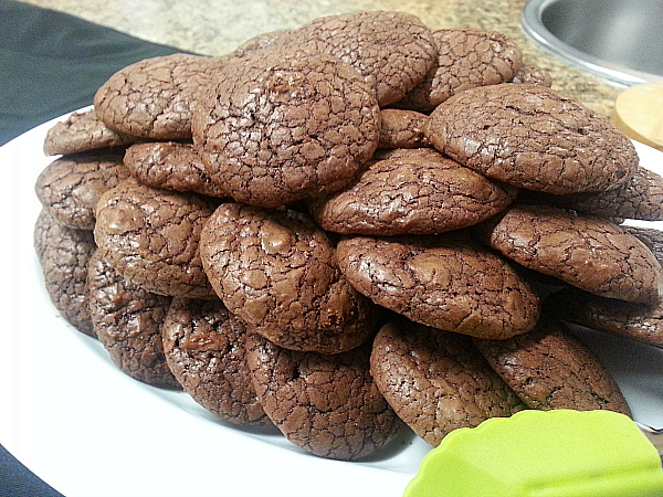 Whitney Miller's New Southern Table Cookbook - Brownie Cookies