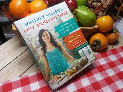 Whitney Miller's New Southern Table Cookbook Tour