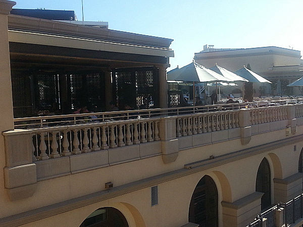 The Rooftop Grill at The Montage - Beverly Hills, California
