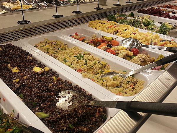 Prepared Food Bar at Bristol Farms - Los Angeles, California