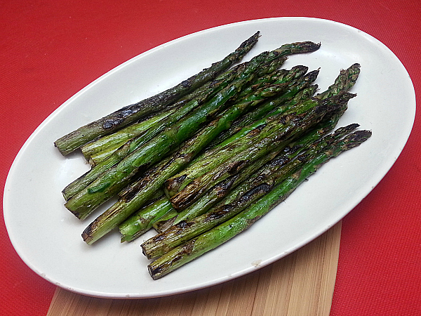 how to cook canned asparagus on stove