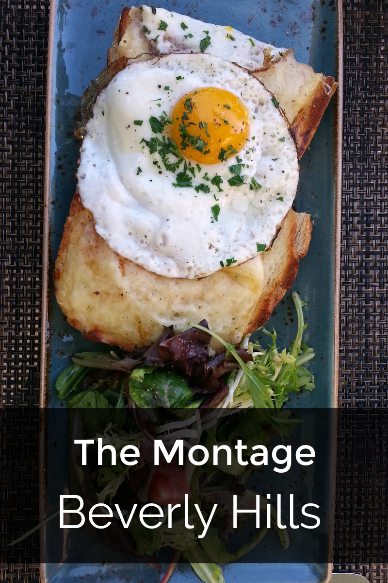 The Montage Rooftop Grill - Beverly Hills, California
