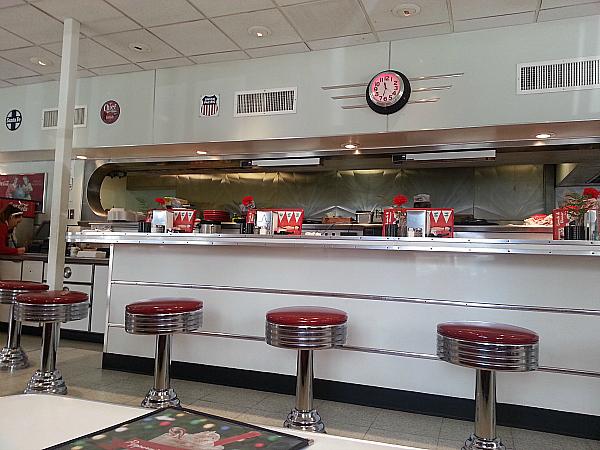 Ruby's Diner - Tustin, California