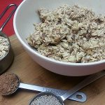 Chocolate Chia Overnight Oats Recipe