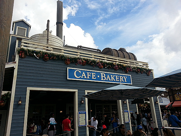 Pacific Wharf Cafe - Disney California Adventure