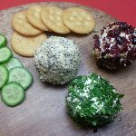 Savory Mini Cheese Balls Recipe