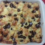 Dark Chocolate Bread Pudding Recipe