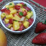 Mango Strawberry Salsa Recipe