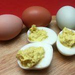 Horseradish Deviled Eggs Recipe