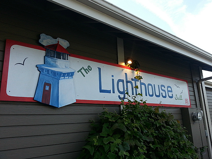 The Lighthouse Grill Trinidad in Nor Cal