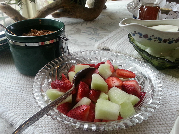 Turtle Rocks Inn Breakfast In Trinidad Mama Likes To Cook