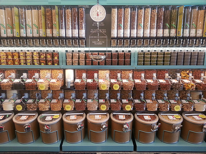 Bulk Foods at Whole Foods Market Los Olivos Marketplace - Irvine, California