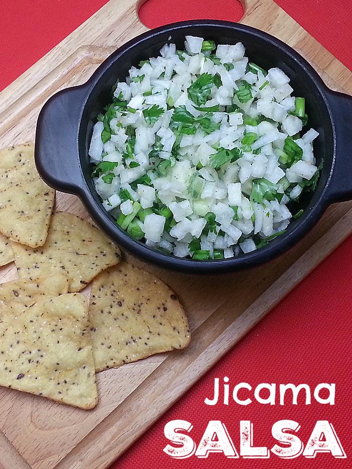 Jicama Salsa