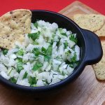 Easy Jicama Salsa Recipe with Cilantro and Lime