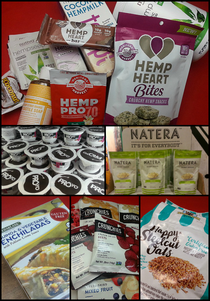 Favorite Natural Food Finds at Expo West 2016