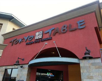 Tokyo Table – Diamond Jamboree – Irvine, California