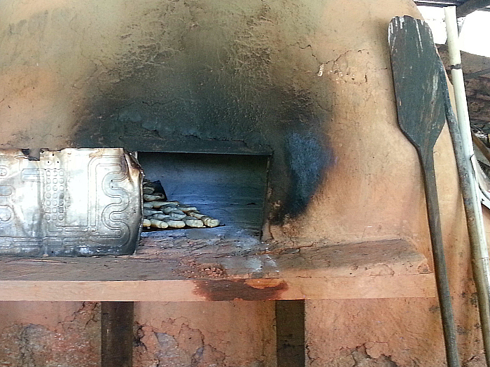 Traditional Clay Oven Panaderia in Jalisco, Mexico