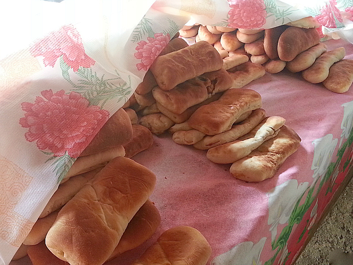 Traditional Clay Oven Bread in Jalisco, Mexico