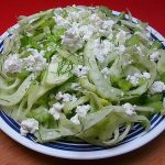 Fennel and Feta Cheese Salad