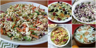 Great Coleslaw Recipes